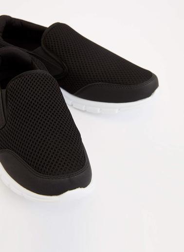 DeFacto Lastikli Spor Ayakkabı Siyah
